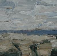 Usedom 2014 III 2014, 30 x 30 cm