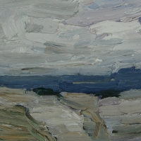 Usedom II 2014, 30 x 30 cm