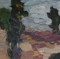 Wilsede Totengrund, 30 x 30 cm